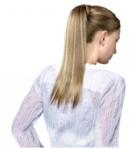 ravni rep za kosu